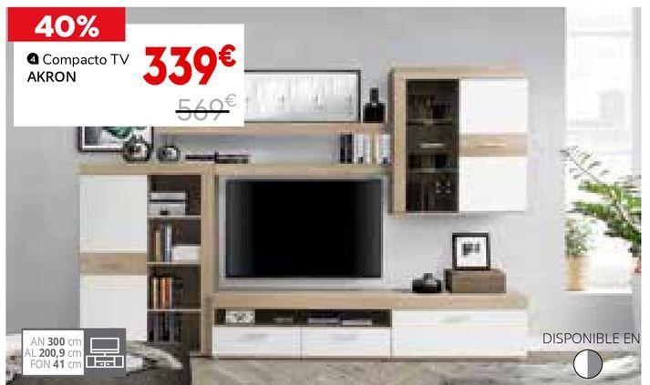 Oferta de Compacto TV por 339€