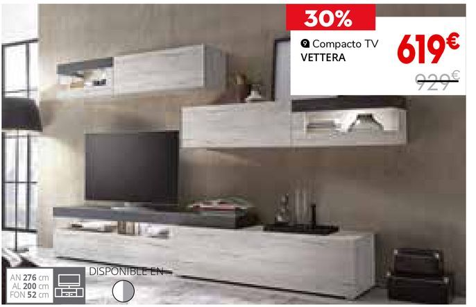 Oferta de Compacto TV por 619€