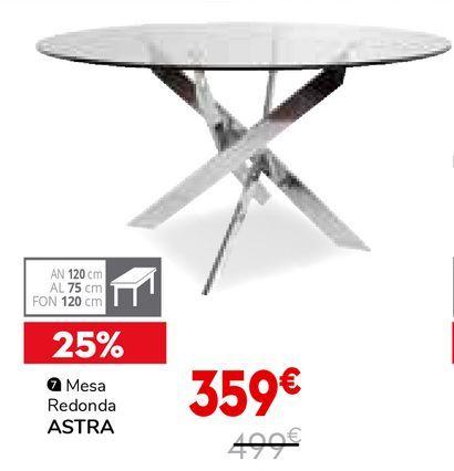 Oferta de Mesa redonda por 359€