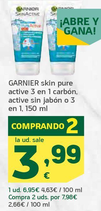 Oferta de Skin pure active por 3,99€