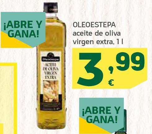 Oferta de Aceite de oliva virgen extra por 3,99€