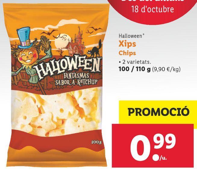Oferta de Chips por 0,99€