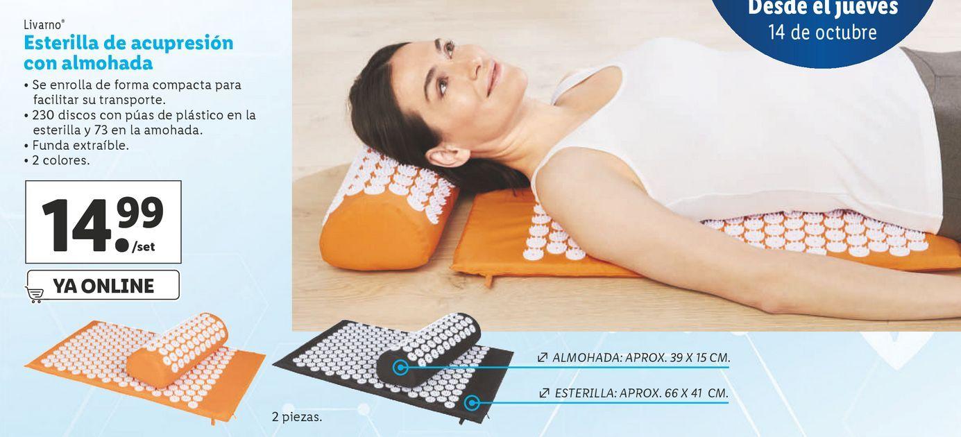 Oferta de Esterilla por 14,99€
