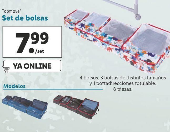 Oferta de Bolsas ahorra espacio por 7,99€