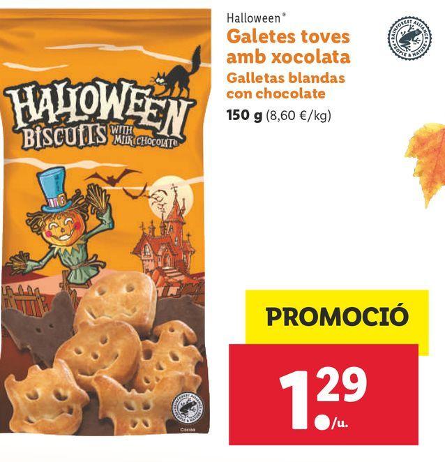 Oferta de Galletas por 1,29€