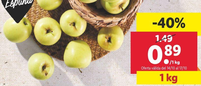 Oferta de Manzanas por 0,89€