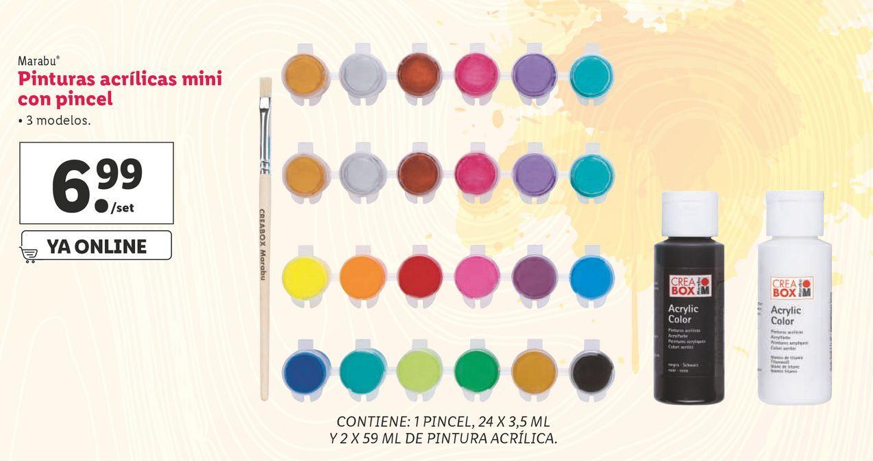 Oferta de Pintura Marabu  por 6,99€