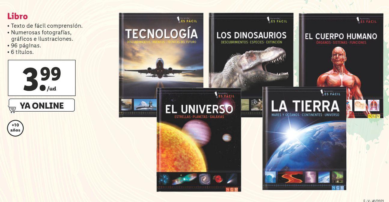 Oferta de Libros por 3,99€