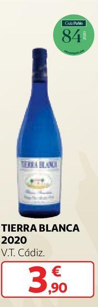 Oferta de Bebidas alcohólicas Tierra blanca por 3,9€