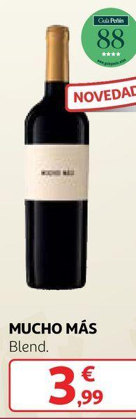 Oferta de Vino tinto por 3,99€