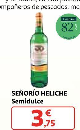 Oferta de Vino semidulce por 3,75€