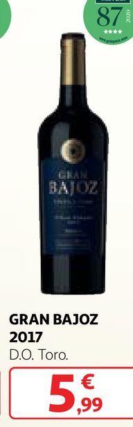 Oferta de Vino tinto por 5,99€