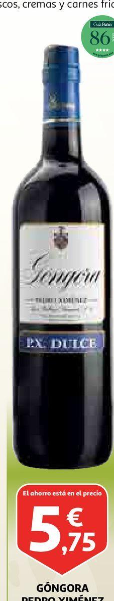 Oferta de Vino tinto por 5,75€