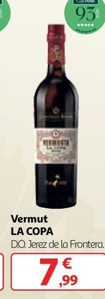 Oferta de Vermouth por 7,99€