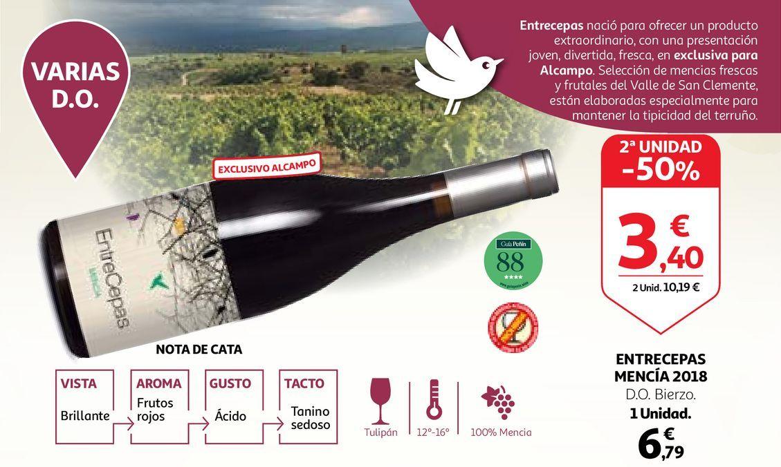 Oferta de Vino tinto por 6,79€