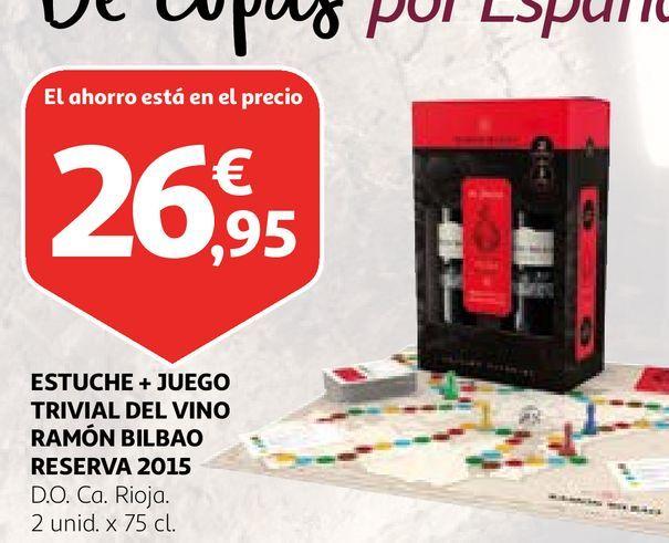 Oferta de Juegos de mesa Ramón Bilbao por 26,95€