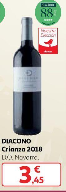 Oferta de Vino tinto por 3,45€