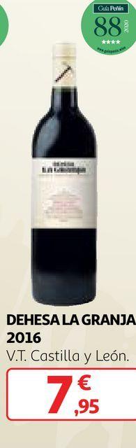 Oferta de Vino tinto Dehesa la Granja por 7,95€