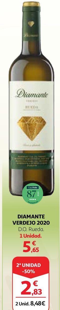 Oferta de Vino verdejo Diamante por 5,65€