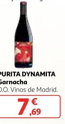 Oferta de Vino tinto por 7,69€