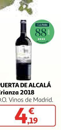 Oferta de Vino tinto por 4,19€