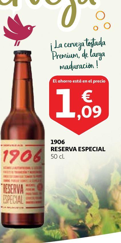 Oferta de Vino 1906 por 1,09€