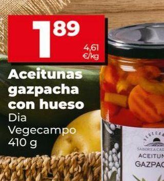 Oferta de Aceitunas Dia por 1,89€
