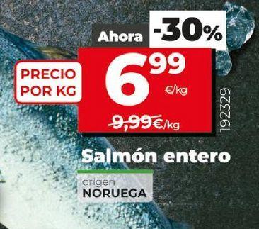 Oferta de Salmón entero  por 6,99€