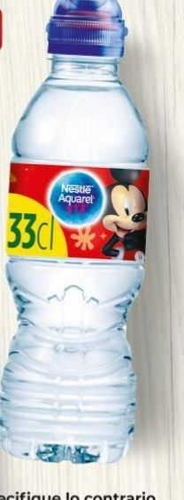 Oferta de Agua Aquarel por 0,39€
