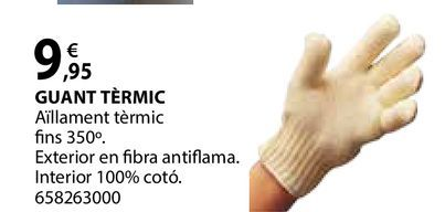 Oferta de Guant tèrmic por 9,95€