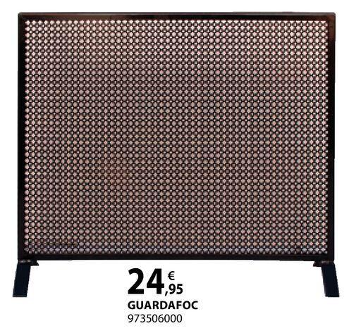 Oferta de Guardafoc por 24,95€