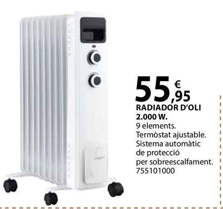 Oferta de Radiador d'oli por 55,95€