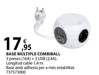 Oferta de Base múltiple combiball por 17,95€