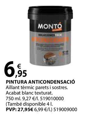 Oferta de Pintura anticondensació por 6,95€