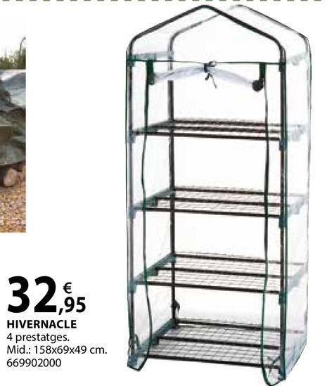 Oferta de Hivernacle por 32,95€