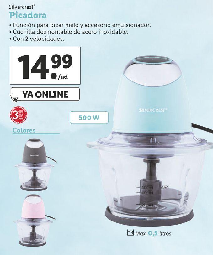 Oferta de Picadora SilverCrest por 14,99€