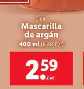 Oferta de Mascarilla Cien por 2,59€