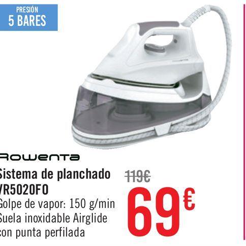 Oferta de Sistema de planchado VR5020FO por 69€