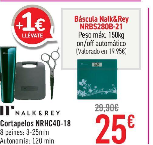Oferta de Cortapelos NRHC40-18  por 25€