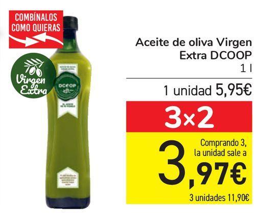 Oferta de Aceite de oliva Virgen Extra DCOOP  por 5,95€