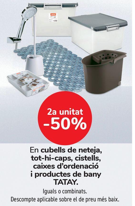 Oferta de Limpieza baños Tatay por