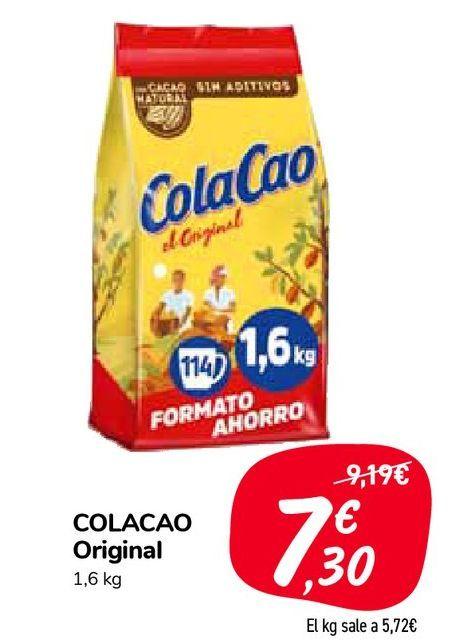 Oferta de COLACAO Original por 7,3€