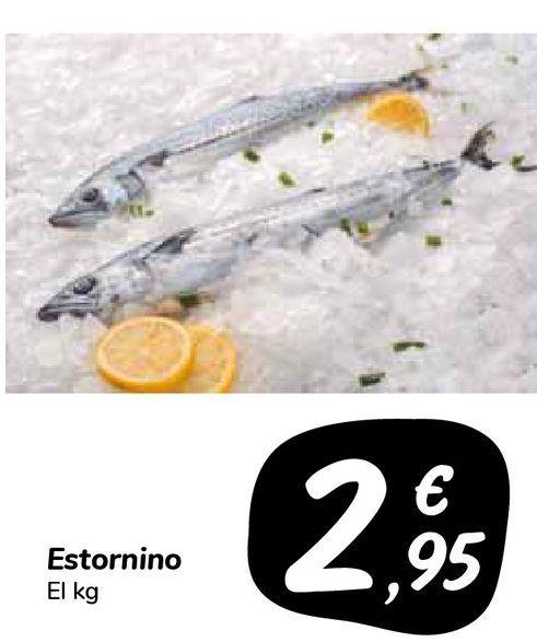 Oferta de Estornino por 2,95€