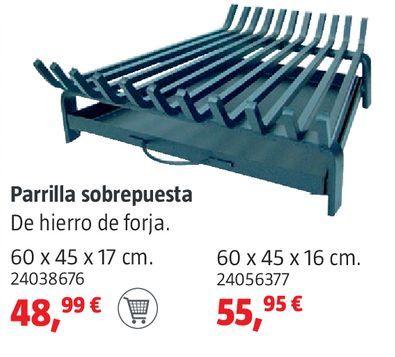 Oferta de Parrilla sobrepuesta por 48,99€