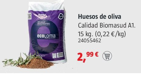Oferta de Huesos de oliav por 2,99€