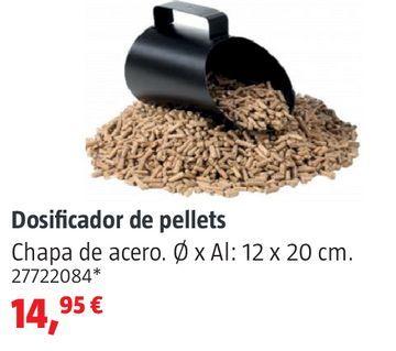 Oferta de Dosificador de pellets por 14,95€