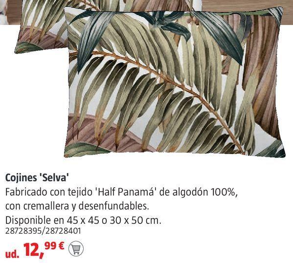 Oferta de Cojines por 12,99€