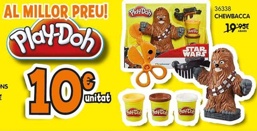 Oferta de Chewbacca por 10€