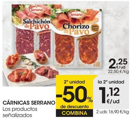 Oferta de Los productos señalizados por 2,25€