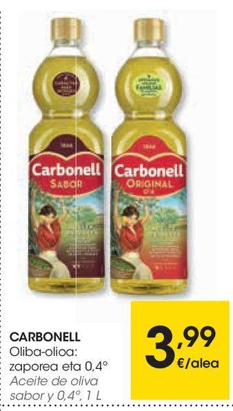 Oferta de Aceite de oliva  por 3,99€
